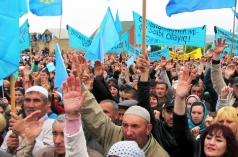 Two kidnapped Crimean Tatar activists found dead