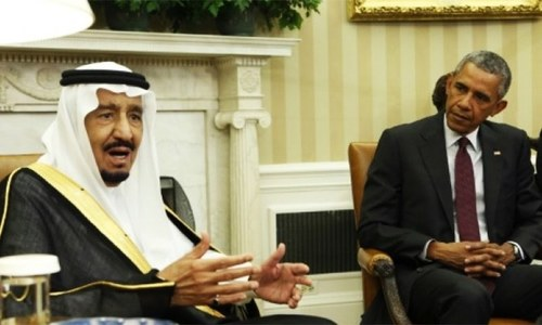 Saudi allies reject `controversial`US bill, fear it will have `strategic implications`