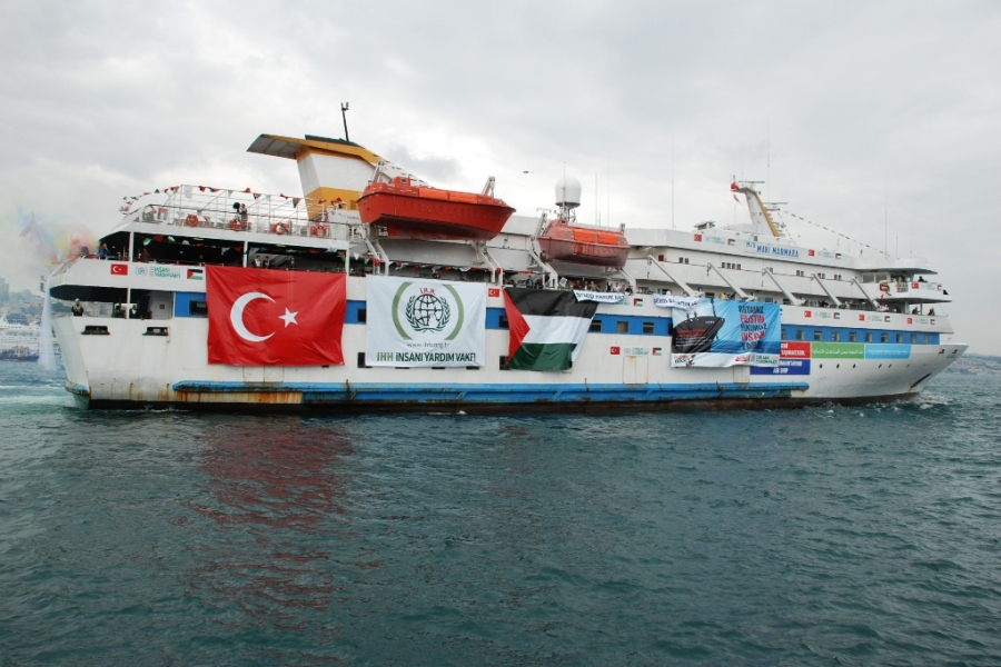 Third Freedom Flotilla set to sail towards Gaza