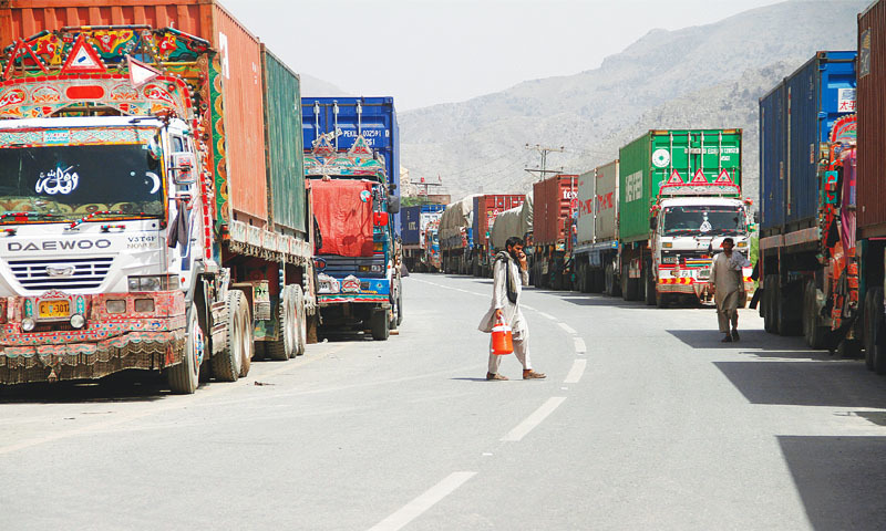 Islamabad, Kabul still poles apart on border gate: #PakAFGBorder