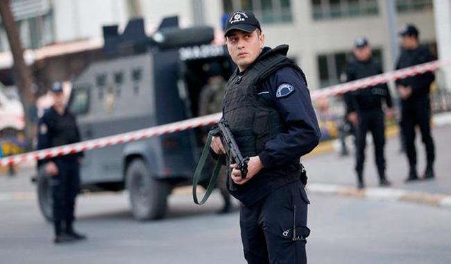 Gunman kills 2 people in Ankara : Turkey