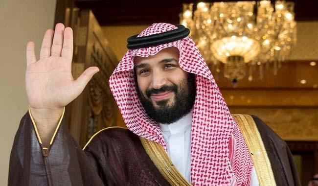 Saudi king names his son Mohammed bin Salman as crown prince : Saudi Arabia