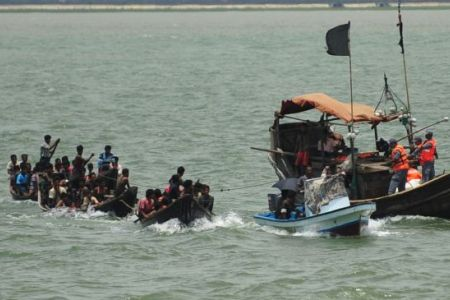 Myanmar`s Rohingya Muslims: a stateless people trafficked across Southeast Asia