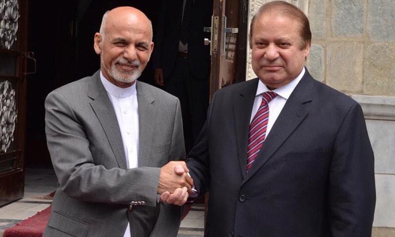 Ghani, Nawaz meet on sidelines of Shanghai Cooperation Organisation summit