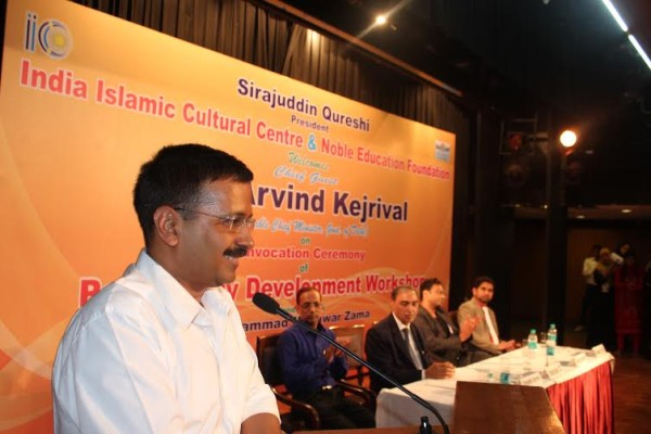 Muslim Caliph Omar is a role model: Indian Chief Minister Kejriwal