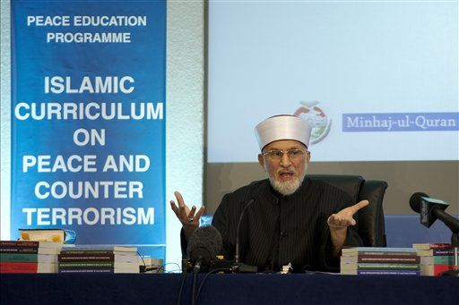 Muslim scholar releases anti-terrorism curriculum for UK students