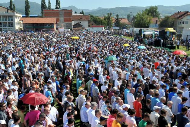 Bosnia to pay tribute to victims of Prijedor Massacre
