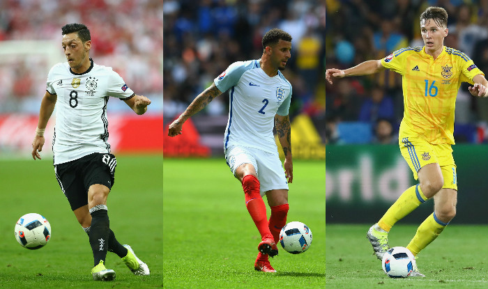 Germany draws, England wins and Ukraine out of Euro 2016