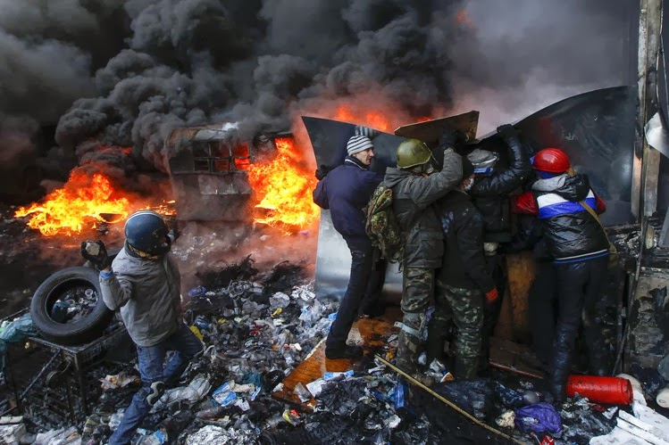Ukraine attacks throw truce into doubt