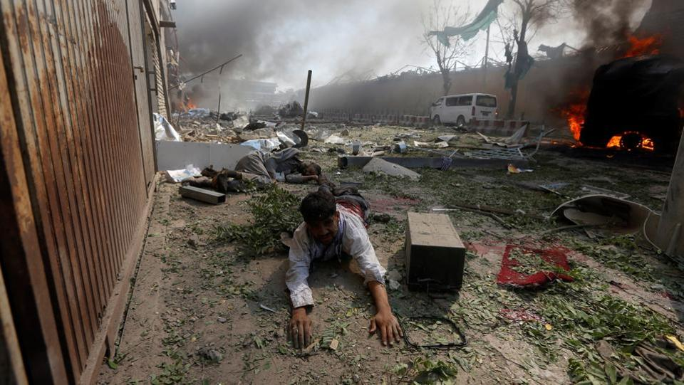 90 killed in Kabul blast: Afghan intel says attack planned by Haqqani network, ISI