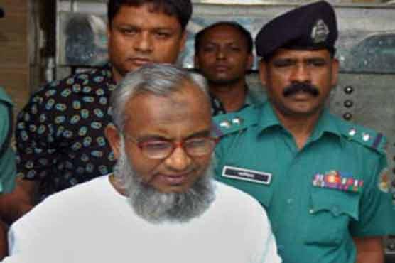 Jamaat Islami leader hanged in Bangladesh for war crimes