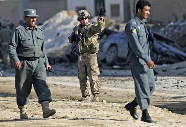US embassy confirms death of 2 Americans in Afghanistan