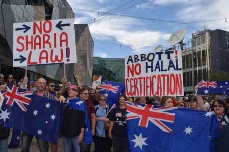 Anti-Islam rallies take place across Australia