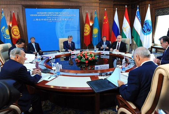 Shanghai Cooperation Organization Meet In Tajikistan, Discuss Afghan Withdrawal