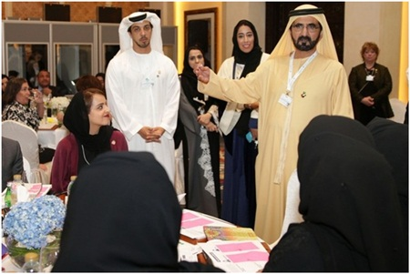 UAE: promoting welfare to women and technology at Government Summit 2015