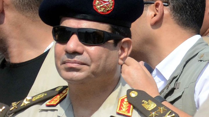 Egypt's army chief Sisi to announce presidential bid
