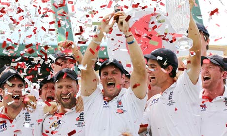 Cricket: Ashes  series, finale ends in dramatic draw