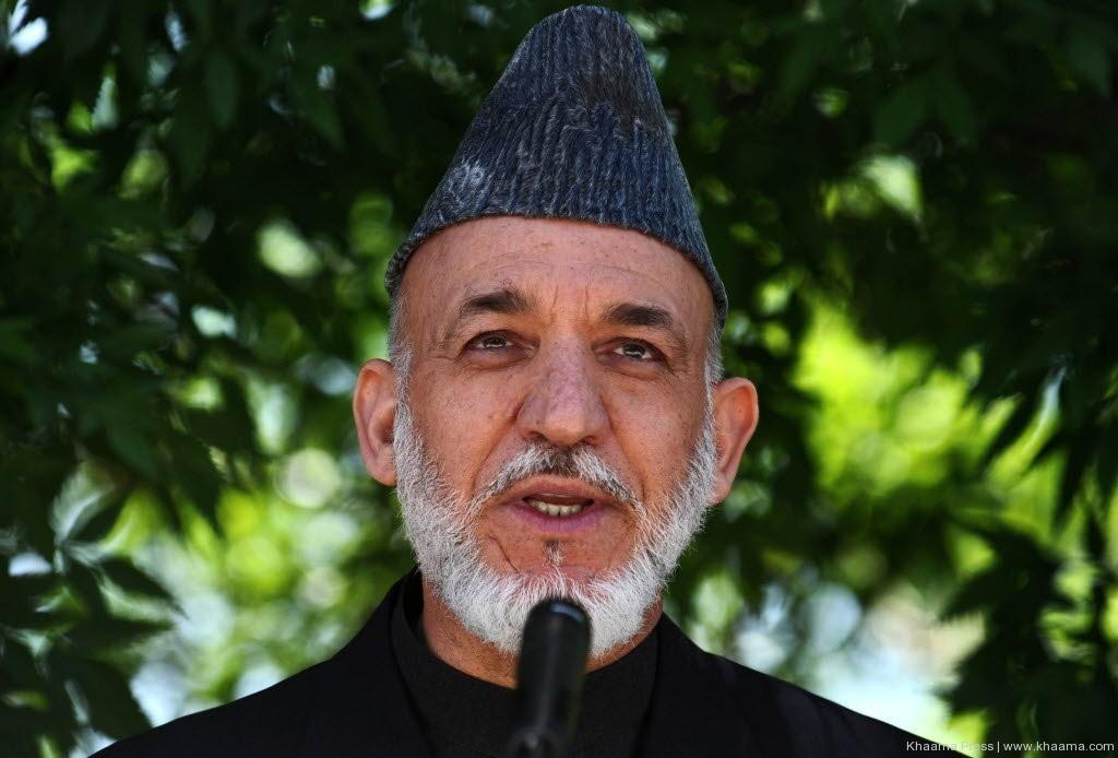 Karzai again demands US airstrikes end