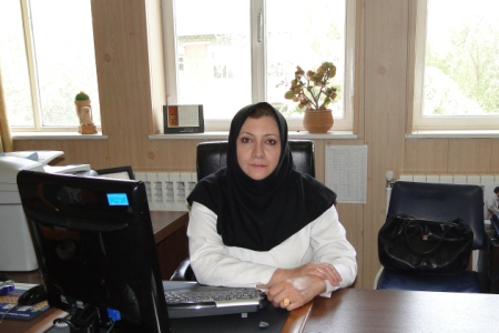 Iranian female researcher wins UNESCO award in Nanoscience