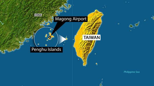 Taiwan Plane crash 51 dead