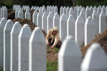 Mothers of Srebrenica victims condemn pope's 'genocide' comments