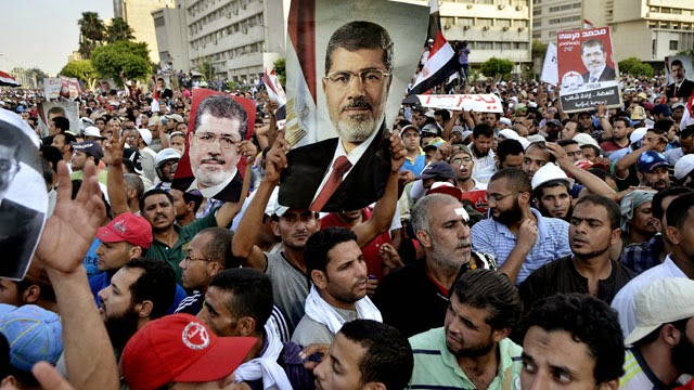 529 Morsi supporters sentenced to death