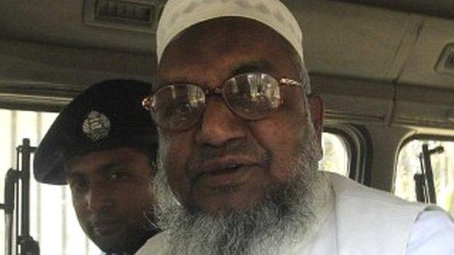 Bangladesh Supreme court sentences Jamaat-e-Islami leader to death