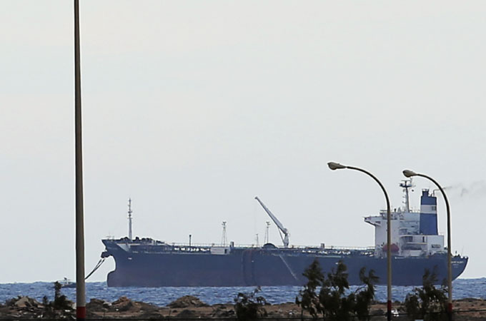Libya Says Its Forces Seize Disputed Oil Tanker