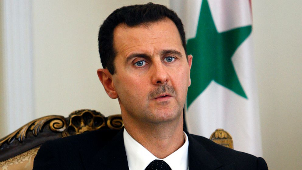 Dictator  Assad is not future of Syria: White House