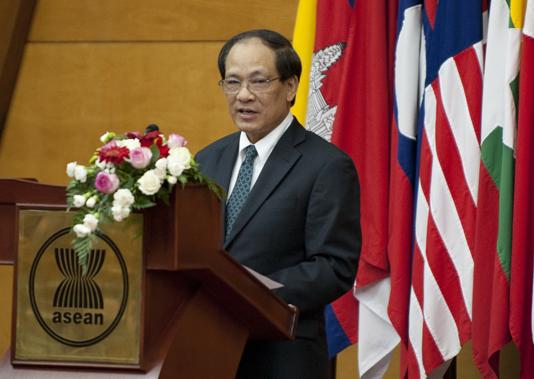 Asean Secretary General visits Australia