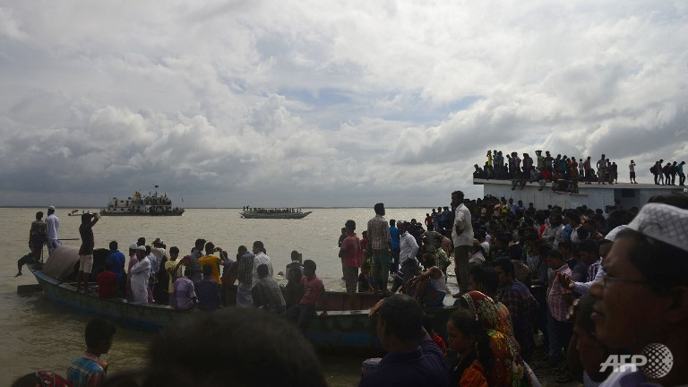 Bangladesh arrests ferry owner over deadly sinking