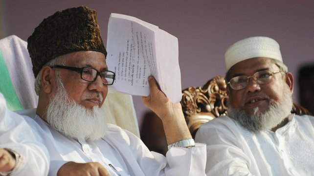 JI Bangladesh top leader Motiur Rahman Nizami to hang