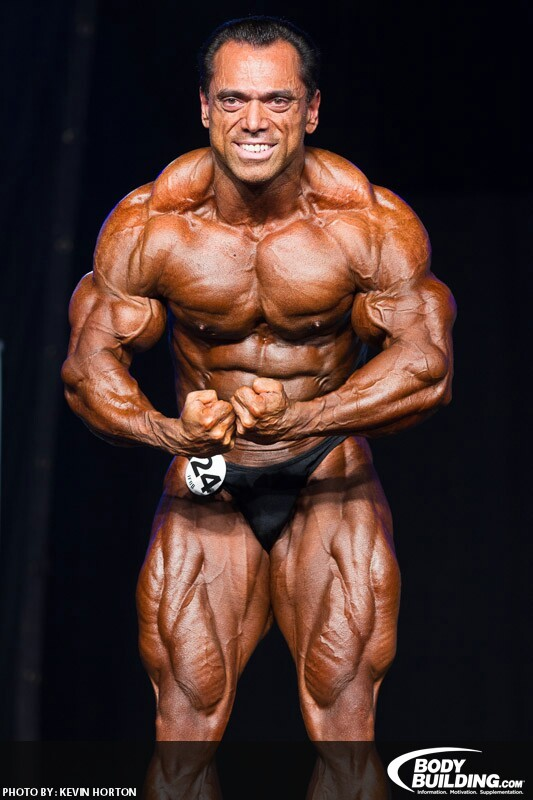 Muslim Bodybuilder blocked from Mr Olympia