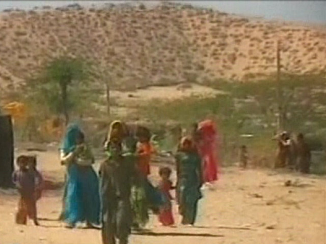 Deaths reaches 121 in three months by drought at Pakistan border area