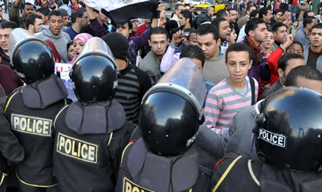 No protests without police approval, Egyptian Authorities passed the new law