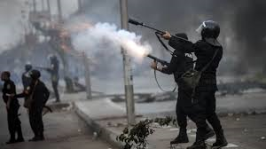 One dead, dozens wounded in clashes on crackdown anniversary