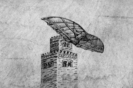Before Wright brothers and Da Vinci, the first aviator was Abbas Ibn Firnas