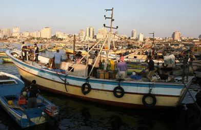 Israeli Naval Troops Open Fire at Fishermen, Injure One in Gaza Sea