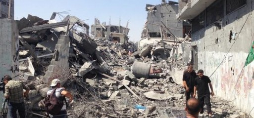 10 bodies found in rubble as life slowly returns to Gaza streets