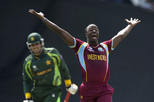 Windies beat Pakistan in 2nd ODI  by 37 runs to level series