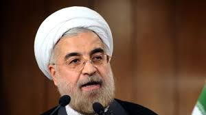 Iran is not interested to build any nuclear weapons, President Rouhani
