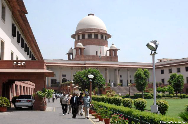Indian Apex court banned Homosexuality