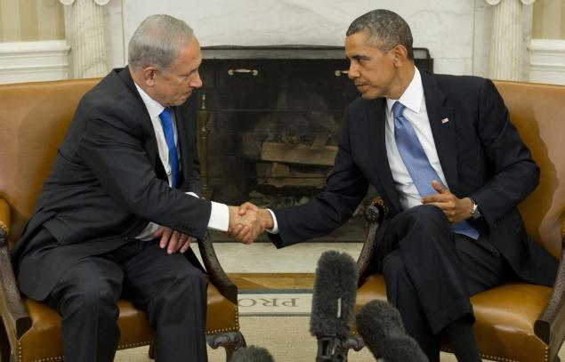 Iran issue discussed in Obama, Netanyahu meeting