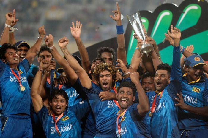 Sri Lanka win the World Twenty20 final