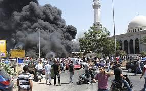 Twin explosions hit Lebanon's Tripoli