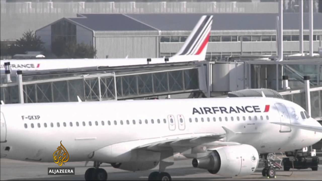 Air France pilots' strike sparks chaos