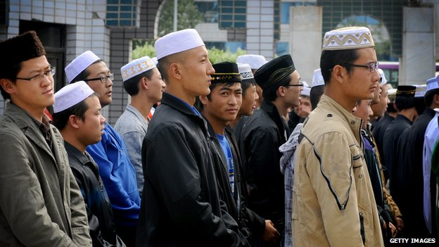 Stampede in a mosque in china, 14 died: Xinhua