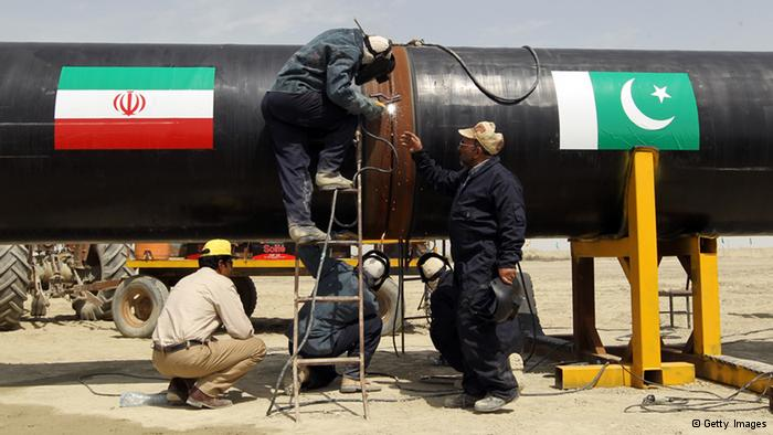 Iran not hopeful on gas pipeline Project by Pakistan