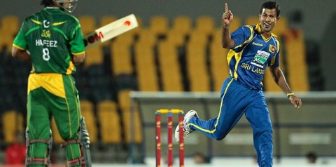 Sri lanka beat Pakistan in 2nd ODI