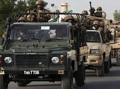 Pakistan deploys army for Islamabad's security